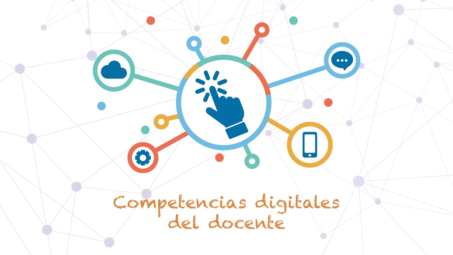 Competencias digitales del docente